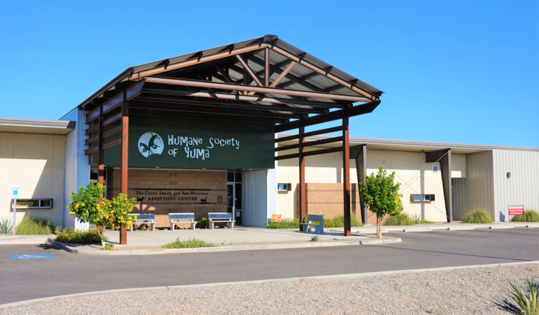 Humane Society of Yuma ☼