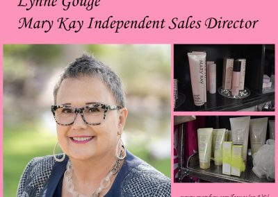 Mary Kay Independent Sales Director Lynne Gouge ☼