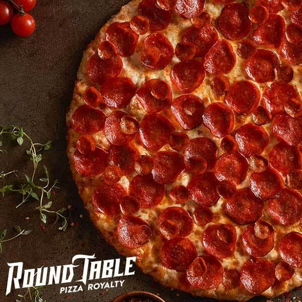Round Table Pizza ☼
